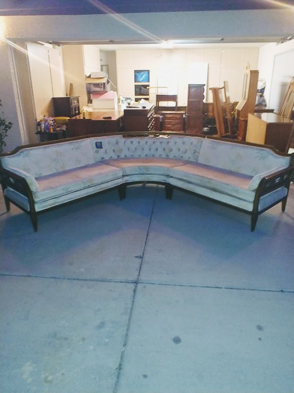 Vintage Sectional
