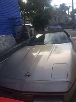 Chevy corvette for Sale in San Diego, CA