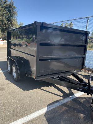 8x10x4 Dump Trailer for Sale in San Diego, CA