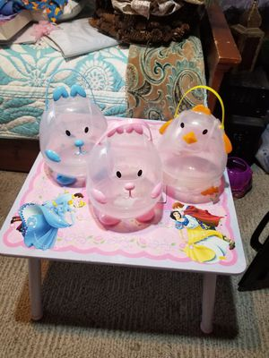 Free. 3 easter egg carriers or storage containers for Sale in Red Oak, TX