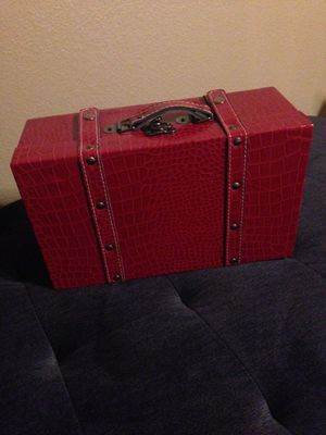 Red Travel Case for Sale in San Diego, CA