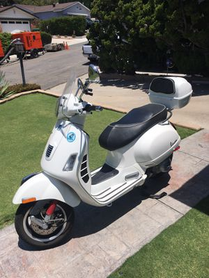 2012 Vespa 300ie for Sale in San Diego, CA