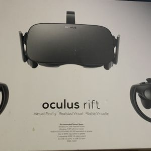 New Oculus Rift + Touch Controllers VR System for Sale in Jersey City, NJ