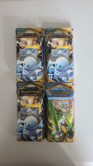 Pokemon Theme Deck Lot! Sword&Sheild Darkness ablaze for Sale in Brooklyn, NY