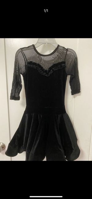 Latin dress age6-8 for Sale in Alhambra, CA