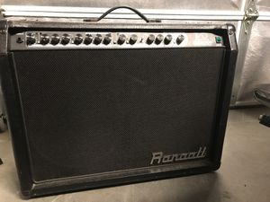 Randall RG200 G3 guitar amp 2x12 Combo with Celestion speakers for Sale in Topanga, CA