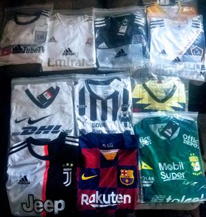 2019/20 BRAND NEW SOCCER JERSEYS for Sale in Montebello, CA