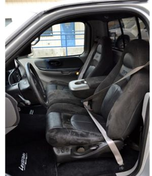 99-04 ford svt Lightning seats black for Sale in Norco, CA