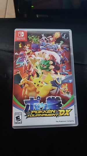 Pokken Tournament DX for Sale in Houston, TX