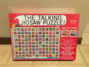 Jigsaw puzzle brand new for Sale in Smithtown, NY