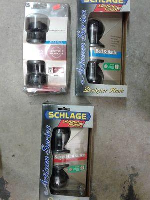 Door knob sets for Sale in Kalkaska, MI