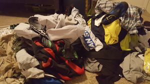 PENDING PICKUP Free! Huge pile of boys clothes! for Sale in Battle Ground, WA