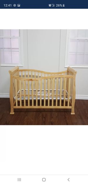 Baby crib and mattres for Sale in West Valley City, UT