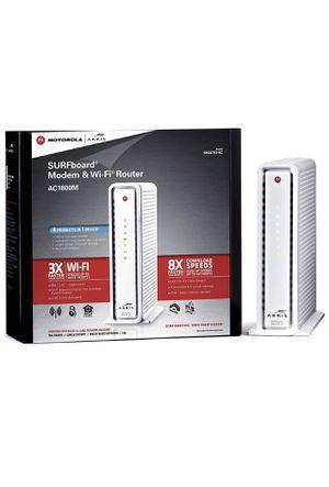 Modem (Motorola Surfboard SGB-6782) for Sale in BVL, FL