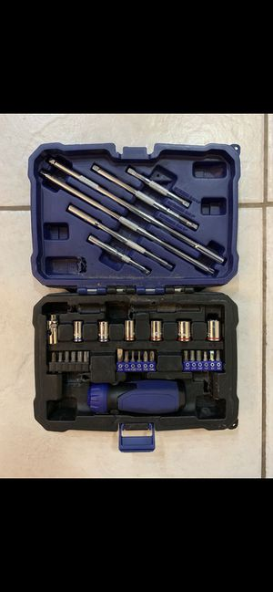 Screw driver wrachet set for Sale in Spring Hill, FL