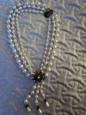 Beautiful necklace 925 JJ for Sale in Waukegan, IL