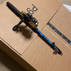 Rod and reel combination for Sale in San Antonio, TX