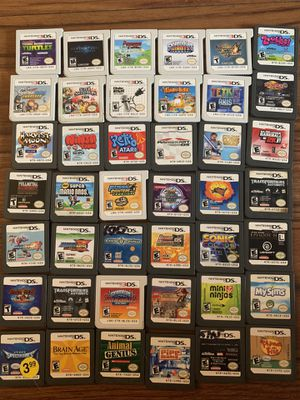 Nintendo ds and 3ds games for Sale in Tampa, FL