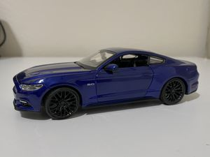 Diecast model 2015 Ford Mustang GT 5.0 for Sale in Dewey, AZ