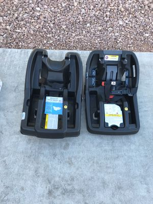 Graco click connect car bases for Sale in Las Vegas, NV