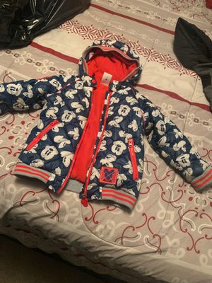 Toddler Mickey Mouse jacket size 4 for Sale in Nashville, TN