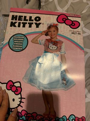 New hello kitty costume for Sale in Las Vegas, NV