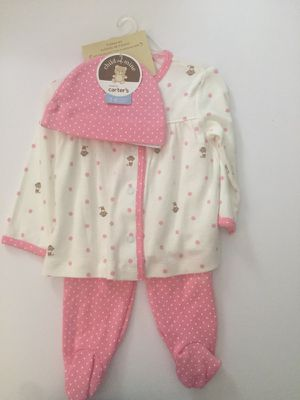Baby girl clothes 3-6 months for Sale in Palm Harbor, FL