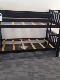 Twin Size Bunk Bed Frame for Sale in Glendale,  AZ