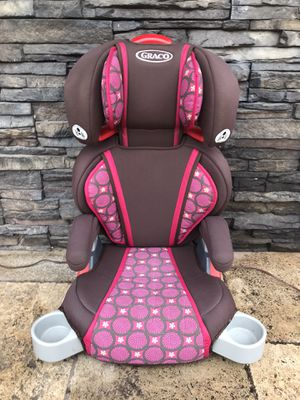 LIKE NEW GRACO TURBO BOOSTER SEAT!!! for Sale in Colton, CA
