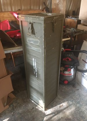 Military storage container for Sale in Tampa, FL