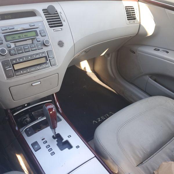 07 Hyundai Azera Limited