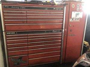 Snap on tool boxes and side cabinet for Sale in Fort Lauderdale, FL