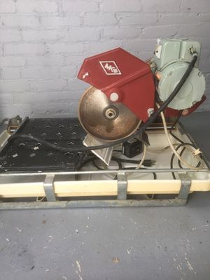 MK TILE SAW CUTTER for Sale in Washington, DC