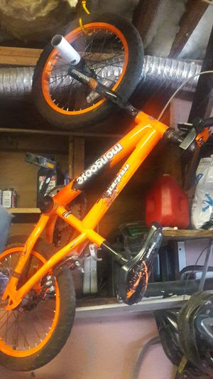 Mongoose kids bike for Sale in San Francisco, CA