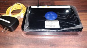 NETGEAR Wireless Router WNDR3400v2 Wi-Fi for Sale in Gilroy, CA