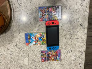 Nintendo switch for Sale in Carlsbad, CA