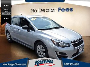 2016 Subaru Impreza for Sale in Woodside, NY