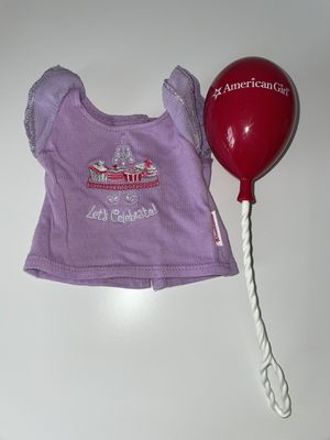 American girl doll birthday clothing for Sale in Miami, FL