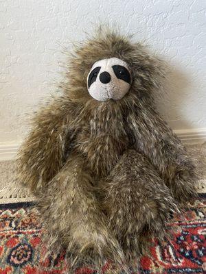 Stuffed Animal Sloth Toy for Sale in Mesa, AZ