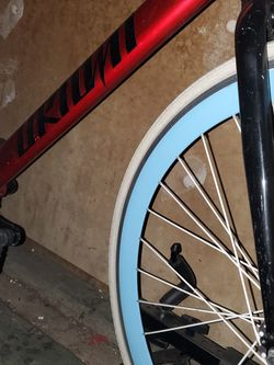 UNKWN FIXIE . FIRE RED 🔥 for Sale in San Jose,  CA