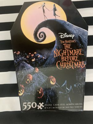 Nightmare before Christmas for Sale in Sunnyvale, CA