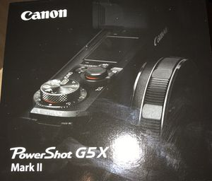Canon PowerShot G5X for Sale in Shorewood, IL