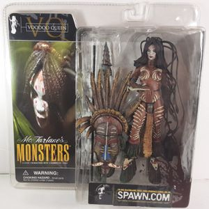 Mcfarlane Toys Monsters The Mummy & Voodoo Queen Figures for Sale in Kissimmee, FL