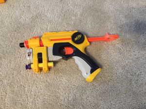 Laser nerf hand gun for Sale in Concord, NC