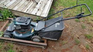 Craftsman lawn mower, wont start for Sale in Vancouver, WA