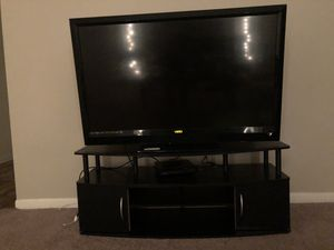 """47"""" tv and tv stand for Sale in Hendersonville, TN"""