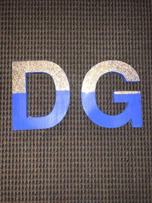 Delta Gamma Letters for Sale in Tempe, AZ