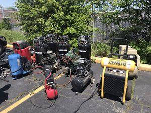 Compressor used -ON SALE (Plz Read) for Sale in Dearborn, MI