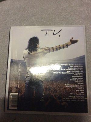 BAD Michael Jackson CD for Sale in La Mirada, CA