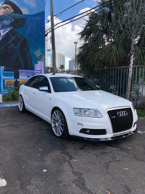 Audi A6 S-line 3.2 Quattro 2008 for Sale in Miami, FL